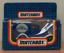 Matchbox MB 38 Ford Model A Van Lightwater Valley Theme Park Decals 1:64 (MIB)