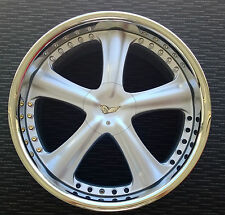 """20"""" BLANK AME MODELART STYLE ALLOY MAG WHEELS SUIT FORD, C/DORE, JAPANESE CARS"""