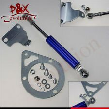 Blue Engine Torque Damper Brace Mounting Kit for 89-94 240SX S13 SR20DET KA24DE