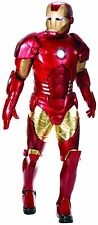 Iron Man Supreme Edition Adult Costume Mens Jumpsuit Halloween Marvel Rubies