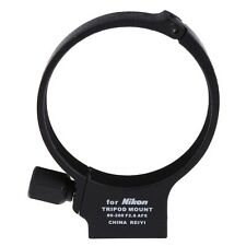 CAMERA METAL TRIPOD MOUNT COLLAR RING FOR NIKON AF-S 80-2OOMM F/2.8 D ED LENS