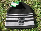 NEW ZEALAND WARRIORS Beanie Official NRL w/tag -NEW!