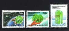 1993 Malaysia 14th Commonwealth Forestry Conference 3v Stamps Mint NH
