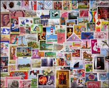 WORLD WIDE Large Thematic 100 Different Postage Stamps-2nd Series