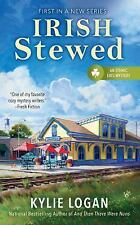 Irish Stewed (An Ethnic Eats Mystery), Logan, Kylie, Acceptable Book