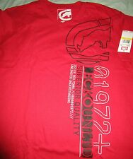 NWT ZOO YORK & ECKO UNLTD. DESIGNER S/S TEE-SHIRTS ~ LOT of 2 ~ Sz MEDIUM