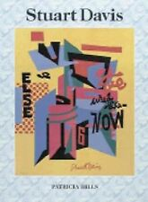 Library of American Art: Stuart Davis by Patricia Hills (1996, Hardcover)