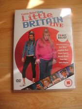 Little Britain Live - The Comic Relief Special(DVD 2005)