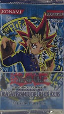 YU-GI-OH! FIRST EDITION BLUE EYES WHITE DRAGON SPANISH BOOSTER PACK
