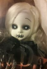 LIVING DEAD DOLLS BLACK AND WHITE SIREN VARIANT RARE TOY MEZCO EXCLUSIVE