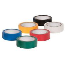 Rollos de cinta aislante de PVC 6X electrictions Alambre Eléctrico-Surtido de Colores UK