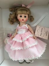 """New In Box 8"""" Madame Alexander HAPPY BIRTHDAY doll Only 1 On eBay Limited Ed!"""