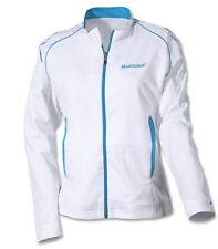 VESTE HOMME BABOLAT MATCH CORE BLANCHE TAILLE S - 65 %  !