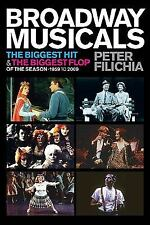 Broadway Musicals: The Biggest Hit and the Biggest Flop of the Season - 1959 to