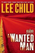 A Wanted Man No. 17 by Lee Child (2012, Hardcover)
