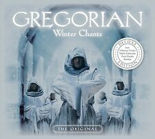 GREGORIAN - WINTER CHANTS  LIMITED DELUXE EDITION CD NEW+