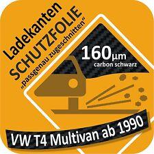 für VW T4 Multivan Ladekantenschutz Folie Lackschutzfolie Schutzfolie Carbon