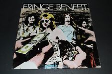 Fringe Benefit~Self Titled LP~Capricorn Records CP 0183~FAST SHIPPING