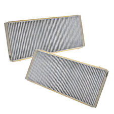 2-Pack HQRP Cabin Air Filter for BMW X5 3.0i 4.4i 2000-2006, 4.6is 4.8is