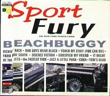 BEACHBUGGY - Sport Fury - Japan CD - 12Tracks