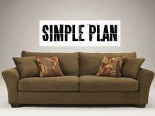 """SIMPLE PLAN MOSAIC 48""""X16"""" WALL POSTER Pierre Bouvier"""