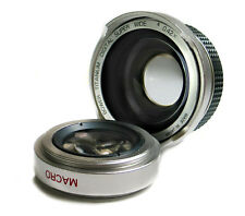 FISHEYE Fish-Eye .42 WIDE LENS FOR 34mm CANON CAMCORDER