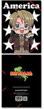*NEW* HETALIA AMERICA ELASTIC BAND DOCUMENT FILE FOLDER