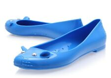 Marc BY MARC JACOBS blu JELLY MOUSE Love Me Ballerine Flats 3 £ 130!