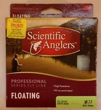 Scientific Anglers Pro Series Fly Line by 3M - Floating, WF-7-F, Mist Grn - 85ft