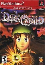 Dark Cloud (Sony PlayStation 2, 2001) ACCEPTABLE