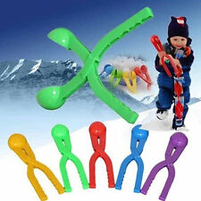 Keep Hand Warm Snowballs Maker Candy Mold Winter Snowball Fight Snow Balls Clip