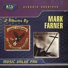 Mark Farner CD Just Another Injustice + Some Kind of Wonderful RARE grand funk