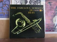 FABULOUS DORSEYS IN HI-FI - 2 LP C2L 8 SIX EYE LABELS