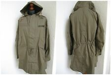 US Shell Hooded Parka M51 Fishtail Field jacket Hunting + Feed Olive XS /S