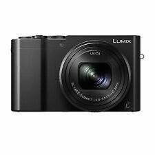 Panasonic Lumix DMC-ZS100 (Black) w/FREE Sandisk 32GB 4K SDHC 2-Pack *NEW*