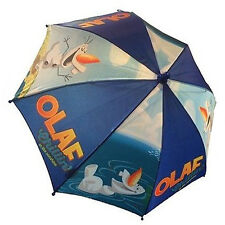 Disney Frozen Olaf Toddler Umbrella With 3D Molded handle For Kids