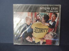 SIMPLE PLAN I'm just a kid 7567-85260-2 CD MAXI