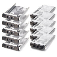 Lot 10PCS Brand New 3.5 SAS Tray Caddy G302D F238F X968D T610 R410 for Dell Sled