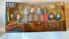 Pez The Hobbit An Unexpected Journey Collectors Series Pez Set of 8 New in Box