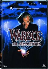 WARLOCK 2 THE ARMAGEDDON New Sealed DVD