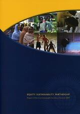 Equity, Sustainability and Partnership: Report of the Commonwealth Secretary-Gen