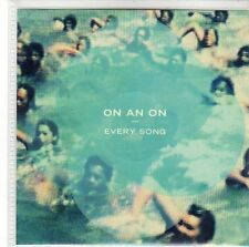 (EE589) On An On, Every Song - 2013 DJ CD