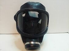 MSA millennium gas mask respirator APR CBRN Medium