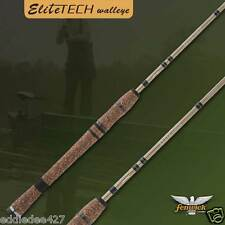 "Fenwick Elite Tech Walleye Spinning Rod ETW72ML-FS 7'2"" Medium Light 1pc"