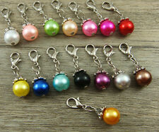 10p Colorful mixed Floating Charm for Thomas pendant Bracelet Lobster clasp p2