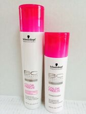 Schwarzkopf BC Bonacure Color Freeze Shampoo 8 oz & Conditioner 6.8 oz