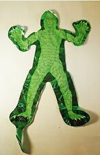 Vintage Creature of the Black Lagoon Mylar Balloon