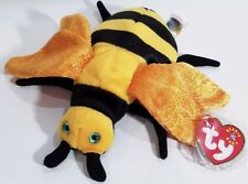 Ty Beanie Baby Bumble The Bee- McDonald's 2000 Sealed In Original Packaging #6