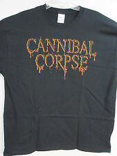 NEW - CANNIBAL CORPSE WINTER 2015 BAND / CONCERT / MUSIC T-SHIRT MEDIUM