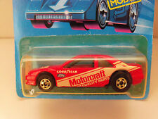 1988 HOT WHEELS SPEED FLEET / NEW MODEL THUNDERBIRD STOCKER DIECAST